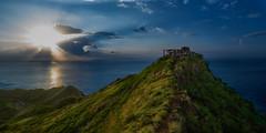 Hawaii Sunrise (MM808) Tags: hawaii diamondhead sunrise landscapes honolulu waikiki oahu