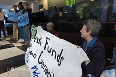 DAPL Action at TD Bank (normalphotos) Tags: tdbank rally waterislife nodapl ocetisakowin dakota pipeline boston