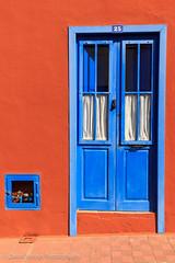 Tenerife Colour (JamboEastbourne) Tags: san miguel de abona tenerife september 2015 door colours