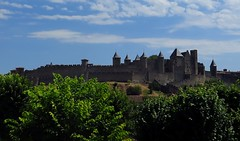 Carcassonne Castle (langkawi) Tags: carcassone castle cit southern france aude festung europe fortifications medieval