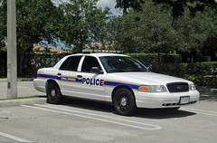 Coral Springs (FL) Police (Infinity & Beyond Photography) Tags: coral springs florida police car vehicle ford crown vic victoria interceptor