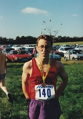 Paul Standalone 10k Letchworth 1993 (Bury Gardener) Tags: family friends relatives oldies 1990s