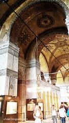20160506_161301 aya sofia5 ecrw (Luciana Adriyanto) Tags: travel turkey turkeytrip istanbul ayasofya hagiasofia agyasophia museum architecture v1olet lucianaadriyanto