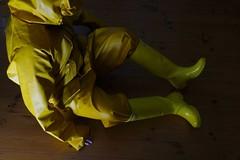 Please let it rain... (essex_mud_explorer) Tags: rubber wellies wellingtons wellington boots rubberboots rubberlaarzen rainboots gummistiefel gumboots wellingtonboots rainwear waterproof raincoat rainjacket rainbib bib bibandbraces hellyhansen nusfjord hunter hunterboots hunterwellies hunterrainboots yellow madeinchina