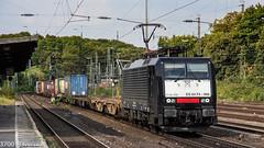 SBB 189 096 with intermodal at Kln West (37001 overseas) Tags: rrf rotterdam rail feeding bertschi bertschiag 189096 sbb botlek busto shuttle kln gallarate