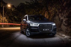 Audi Q7 3.0 TFSI (///r3) Tags: audiq7 30tfsi quattro suv offroad carporn luxury malaysia mthrfknwin