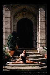 dancing #12 (Caterina Zito) Tags: ballerina dance girl portrait door ballet