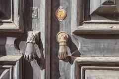 Door Knockers, Tavira (Tom Willett) Tags: tavira algarve portugal door knocker hand moor moorish handoffatimah fatimah