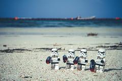IMG_9272 (Nacho Di Bella) Tags: starwars troopers stormtrooper sandtrooper punta cana republica dominicana nacho di bella trip vacaciones vacations beach playa caribe sea mar isla island