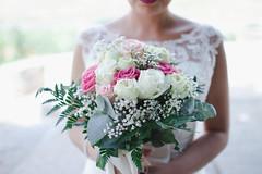 Bonitos detalles de boda :) (merce.delucas) Tags: ramo flores boda novia bellverdelacerdanya montaa lacerdanya
