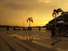 Sunset view @waterfront BSB 4 (khairulsadek) Tags: waterfront bandarseribegawan bruneidarussalam sunsetkampongayerscenery