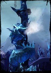 "An Ice Dragon Totem • <a style=""font-size:0.8em;"" href=""http://www.flickr.com/photos/76114232@N04/6985092114/"" target=""_blank"">View on Flickr</a>"