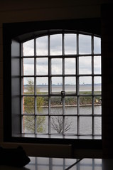 Through the Big Window!! (MWBee) Tags: bridge nikon jubileebridge manchestershipcanal rivermersey ellesmereport runcornwidnesbridge fiddlersferrypowerstation nationalwaterwaysmuseum mwbee