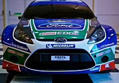 Ford Fiesta RS WRC (2011) (pedrosimoes7) Tags: ford portugal car fiesta lisbon fil racing coche carros automobiles fordfiesta 2011 flickrduel psolberg worldcars parquedasnações jmlatvala fordfiestarswrc motorclássico
