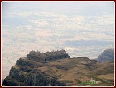 Remnants of Champaner (Kquester) Tags: kali mandir pavagadh mahakali maakali shaktipeeth