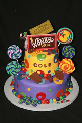 "Wonka cake.  Everything is edible • <a style=""font-size:0.8em;"" href=""http://www.flickr.com/photos/60584691@N02/7134477625/"" target=""_blank"">View on Flickr</a>"