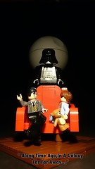 Along Time Ago,In A Galaxy Far Far Away (Legoagogo) Tags: england starwars lego darthvader chichester moc afol legoagogo