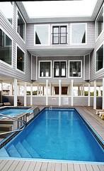 Private Interior Pool (SunRealtyOBX) Tags: hatteras oceanview luxury salvo gameroom oceanfront sunrealty privatepool theaterroom