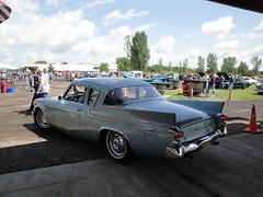 61 Studebaker Hawk (DVS1mn) Tags: show car minnesota by club one star memorial day lounge north studebaker hugo blacksmith chapter mn sixty 1961 nineteen hosted drivers 2012 61 nineteensixtyone
