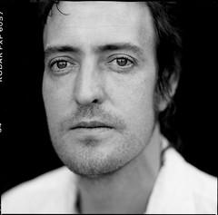 Craig 1996 (Stu.Brown) Tags: portrait rollei sl66 plusx
