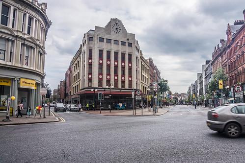 1935 – Sinclairs Department Store, Royal Avenue, Belfast