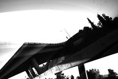 (dustinmoore) Tags: blackandwhite bw abstract art architecture blackwhite nikon driving artistic alt doubleexposure creative multipleexposure futurism multiple bauhaus while alternative abstractarchitecture whiteblack alternativephotography artphotography whitebw newvision abstractphoto multiexpose abstractshot abstractblackwhite exposureabstractblack