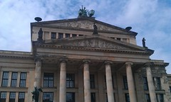 Concert House / Konzerthaus, Berlin - June 2012 (Pub Car Park Ninja) Tags: berlin beer june germany university die side grand des reichstag german segway alexanderplatz fernsehturm bier jews murdered friedrichstrasse house concert 2012 juden zu fr currywurst library tucher memorial tower june konzerthaus memorial ermordeten east james briggs gallery berlin museum wall humboldt dome tv europe berlin gate concerthouse university bear cathedral bike bierbike revenge dom bunker holocaust bier brandenburg berliner checkpoint charlie altes denkmal westin 2012 europas hitlers holocaustmahnmal humboldtuniversitt rache papstes popes reichstag