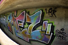 (Stay Gold...) Tags: graffitti sfv lm 2012 lmk 818 miez