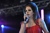 Lana Del Rey BBC Radio 1's Hackney Weekend held at Hackney Marshes - Day 2 London, England