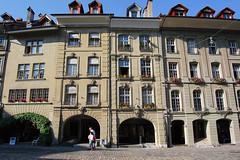 houses of Bern (marin.tomic) Tags: street city travel urban house architecture facade schweiz switzerland nikon europe suisse walk swiss bern d40