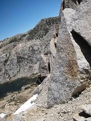 On Vogelsang Peak (cbyeh) Tags: booth yosemite tuolumne vogelsang mantrip