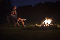 24-52 (ms_shell) Tags: night couple campfire 2012 week24 withinamile 522012 52weeksthe2012edition weekofjune10