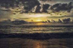 Grey Sunlight. (Jenn W. Photography) Tags: ocean travel bali sun beach landscape grey scenery skies emotion dramatic wave moods nusadua
