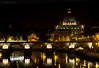 Notturno (Spiros I.) Tags: rome roma night canon vaticano sanpietro rom rzym 로마 ローマ روما santpeter рим eos7d ρώμη