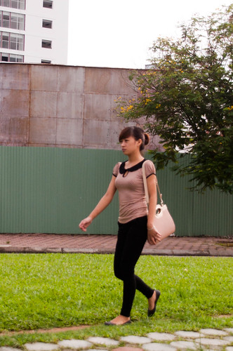 Hanoi Walking Honey