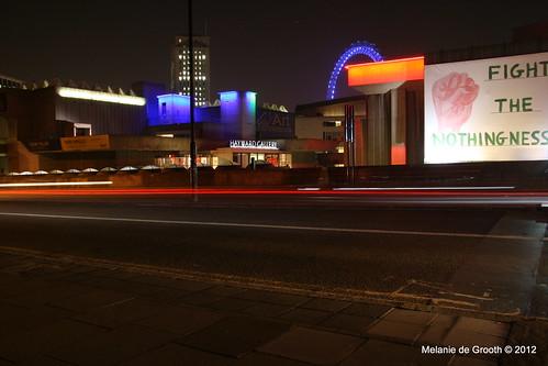 Waterloo Bridge at Night