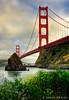 Guardian of the Gate (James Neeley) Tags: california landscape goldengatebridge handheld sanfransico hdr 5xp jamesneeley