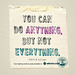 """You can do anything, but.."" (David Allen)"