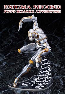 雕像傳說推出替身ENIGMA二次色