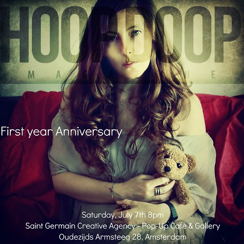 Happy Bday HoopDoop Magazine