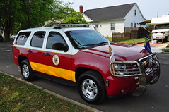Mount Holly Fire Department Chief (Triborough) Tags: chevrolet newjersey gm chief nj tahoe firetruck fireengine firechief burlingtoncounty mhfd florencetownship mounthollyfiredepartment