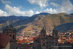 Cuzco (fesign) Tags: city urban peru cuzco landscape town cusco churches baroque worldheritage incas laciudadimperial theimperialcity