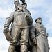 Romania-1162 - Romanian Military Academy Statue