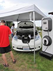 Jefferson Park Jubilee: electric car (litlnemo) Tags: seattle ev jeffersonpark beaconhill electriccar jeffersonparkjubilee