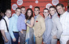 F. Michael Haynie, Adam Halpin, Steven Booth, Lindsay Mendez, Josh Segarra, Nick Blaemire, Derek Klena and James Moye After party celebrating the New York premiere of 'Dogfight', held at HB Burger New York City, USA � 16.07.12 Mandatory Credit: Joseph Marzullo/WENN.com