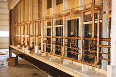"Plumbing Prefab Modular  Wall • <a style=""font-size:0.8em;"" href=""http://www.flickr.com/photos/79462713@N02/7593187966/"" target=""_blank"">View on Flickr</a>"