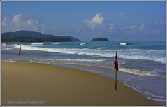 Karon Beach (Jamie Monk in Phuket) Tags: beach phuket karon karonbeach