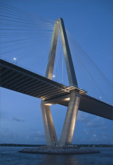 The Arthur Ravenel Jr. Bridge Over the C by Ron Cogswell, on Flickr