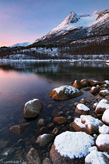 Call of the North (Tommaso Renzi) Tags: winter snow norway sunrise nikon north freeze aurora lofoten artic filetrs