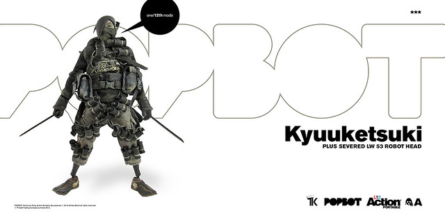 threeA - POPBOT:Action PORTABLE Slicer Tomorrow Kings
